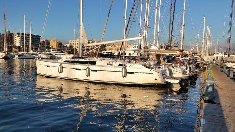 Enjoy Balearic Islands in style on our Bavaria Yachtbau