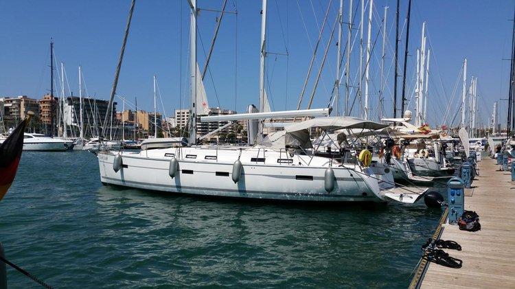 Take this Bavaria Yachtbau Bavaria Cruiser 50 for a spin !