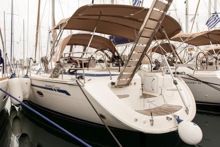 The perfect boat to enjoy everything Saronic Gulf has to offer