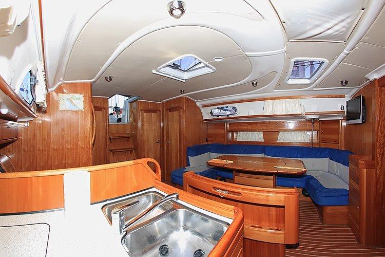 Boat for rent Bavaria Yachtbau 51.0 feet in Marina Kornati, Biograd,