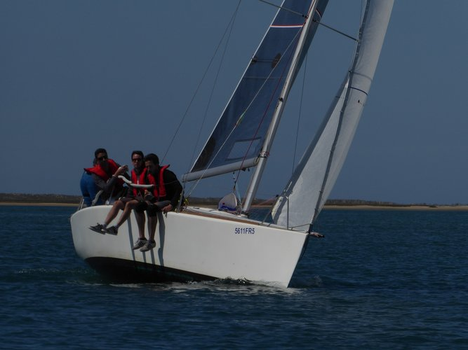 Beneteau boat for rent in Faro