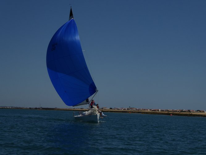 Boat rental in Faro,