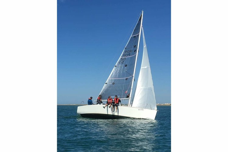 Boat for rent Beneteau 25.0 feet in Faro, Portugal