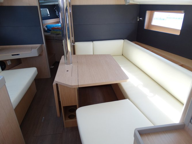 Beneteau boat for rent in Dodecanese