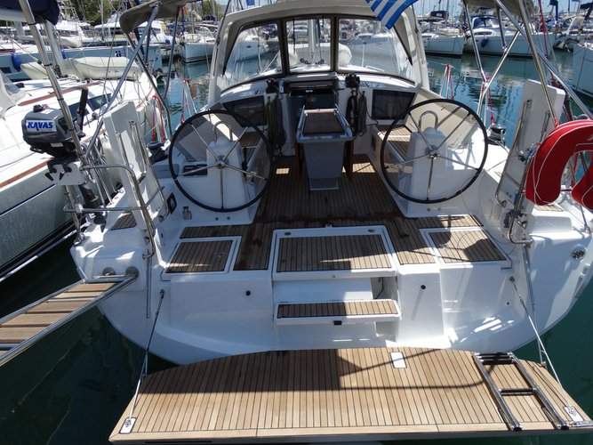 Beneteau boat for rent in Ionian Islands