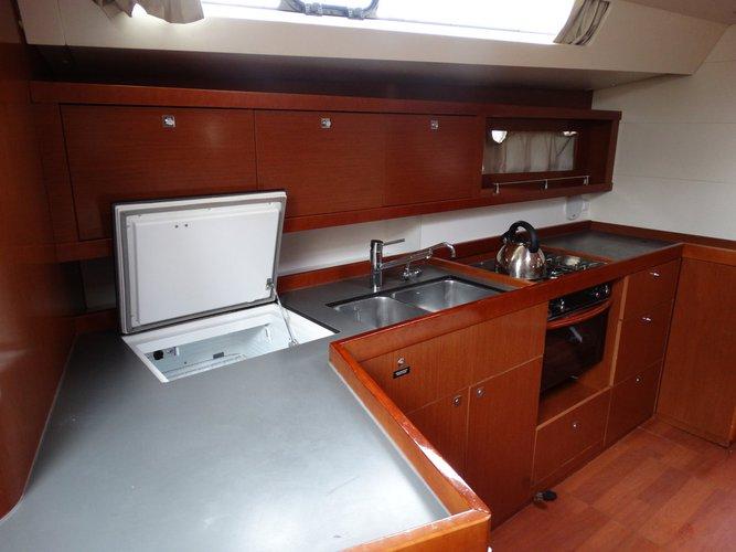 Boat for rent Bénéteau 45.0 feet in Kos - Marina Kos, Greece