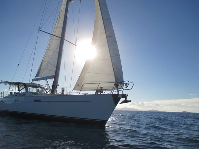 58' Modern Sailing Yacht for Luxury Sag Harbor Charters