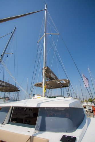 Boating is fun with a Catamaran in Ionian Islands