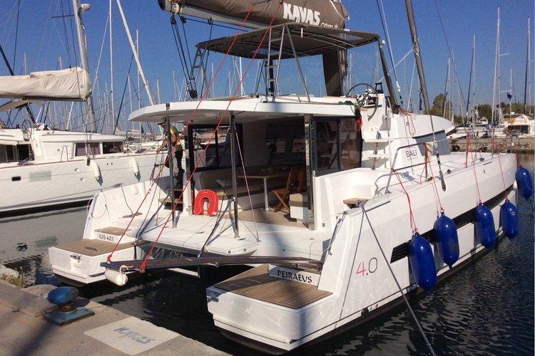 39.0 feet Catana in great shape