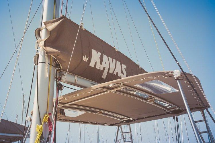 Boating is fun with a Catamaran in Saronic Gulf