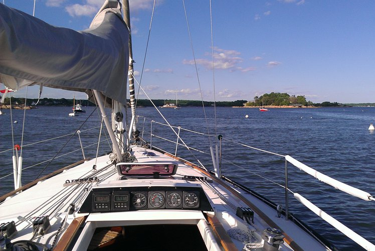 Dufour boat for rent in Sag Harbor