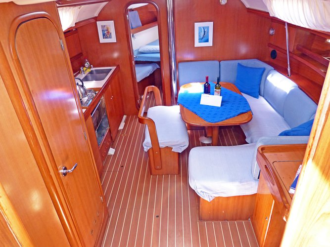 Boat for rent Dufour Yachts 38.0 feet in Athens - Marina Alimos (Kalamaki),