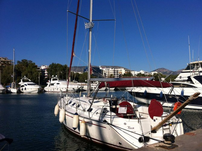 Unique experience on this beautiful Dufour Yachts Gib Sea 43