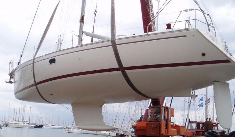 Dufour Yachts's 42.0 feet in Saronic Gulf