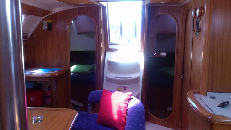 Boat for rent Dufour Yachts 42.0 feet in Athens - Marina Alimos (Kalamaki), Greece