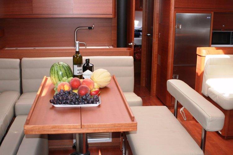 Discover Šibenik region surroundings on this Dufour Exclusive 56 Dufour Yachts boat