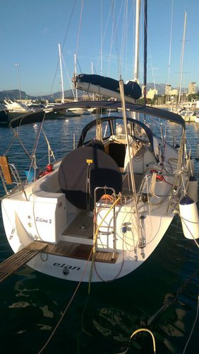 Elan Marine's 34.0 feet in Split region