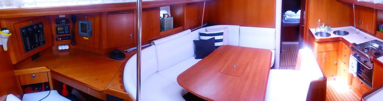 Elan Marine boat for rent in Ionian Islands
