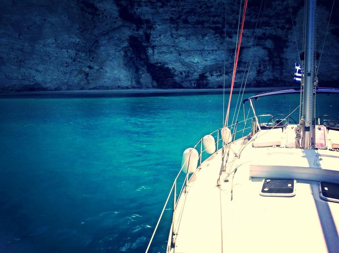 Elan Marine's 44.0 feet in Ionian Islands