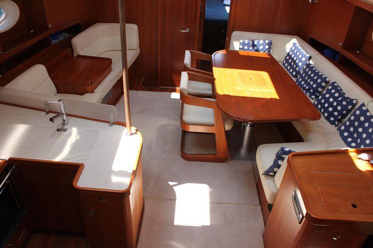Boat for rent Elan Marine 52.0 feet in Marina Kornati, Biograd, Croatia