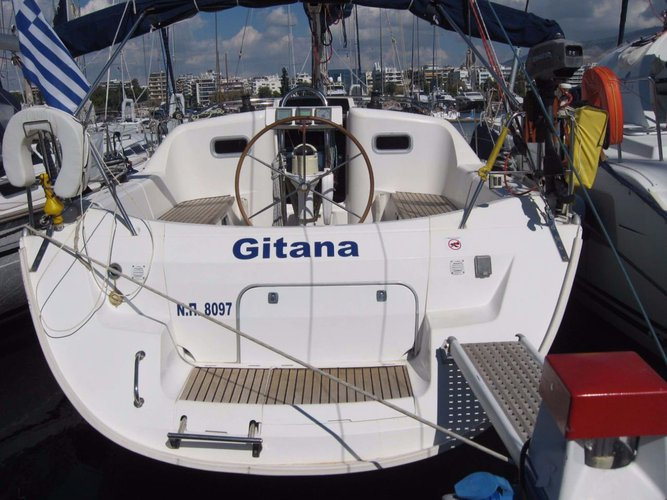Boat for rent Feeling Yachts 38.0 feet in Athens - Marina Alimos (Kalamaki), Greece