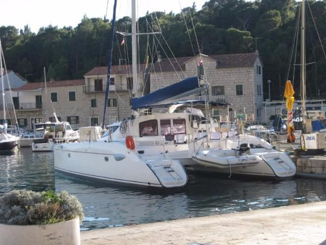 Boating is fun with a Catamaran in Zadar region