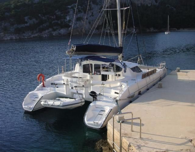 Fountaine Pajot's 39.0 feet in Zadar region