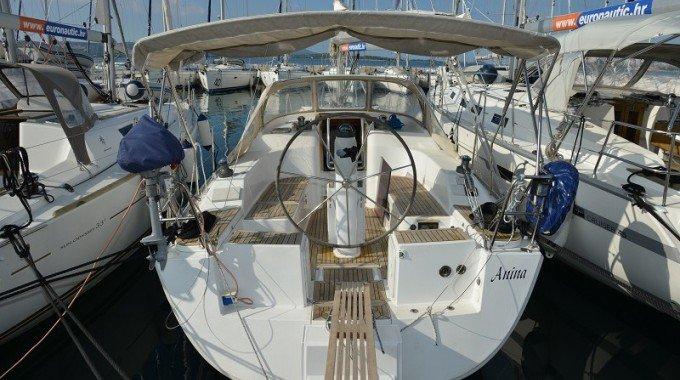 Boat for rent Hanse Yachts 31.0 feet in Marina Kornati, Biograd, Croatia
