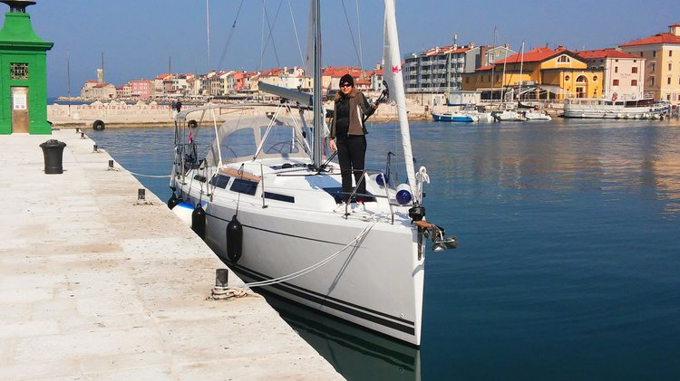 Hanse Yachts's 34.0 feet in Zadar region