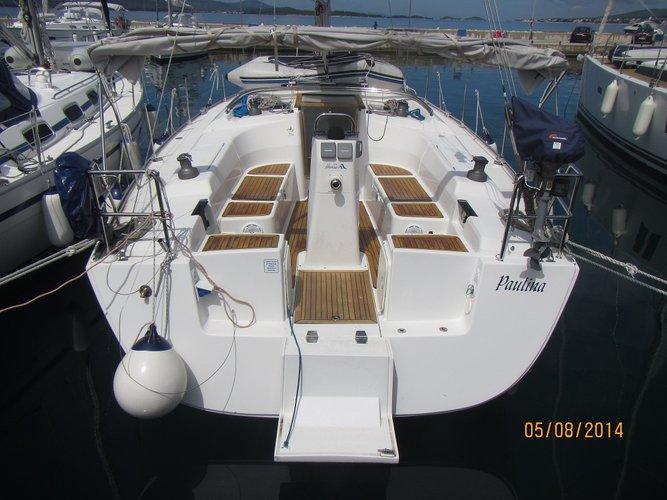 Hanse Yachts's 39.0 feet in Zadar region