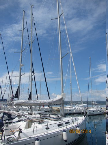 Boating is fun with a Hanse Yachts in Zadar region