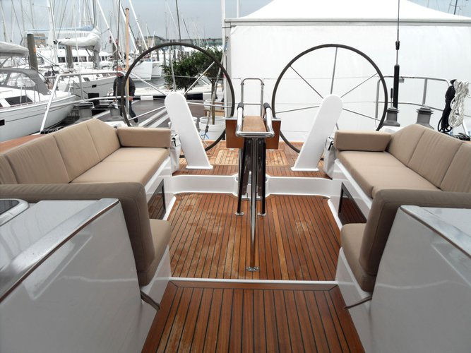 Boating is fun with a Hanse Yachts in Split region