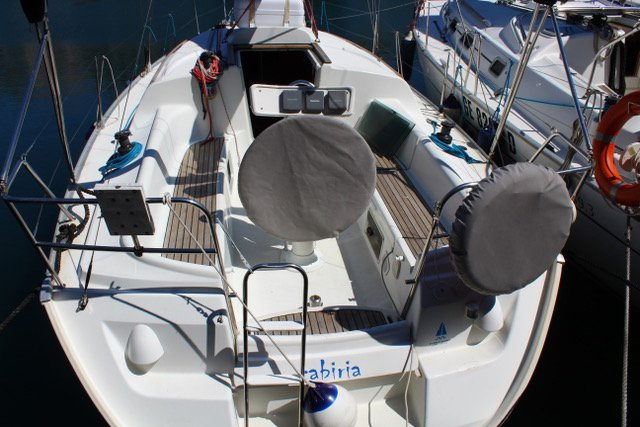 Boating is fun with a Jeanneau in Tuscany