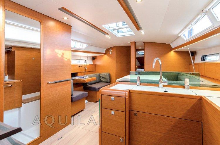 Boat for rent Jeanneau 45.0 feet in Lefkas - Marina Lefkas, Greece