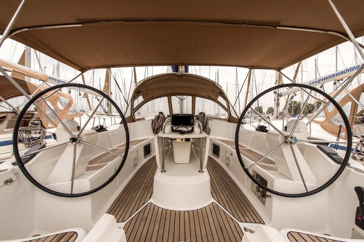Boat for rent Jeanneau 45.0 feet in Athens - Marina Alimos (Kalamaki), Greece