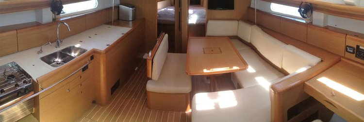 Boat for rent Jeanneau 45.0 feet in Marina Kremik, Primosten, Croatia
