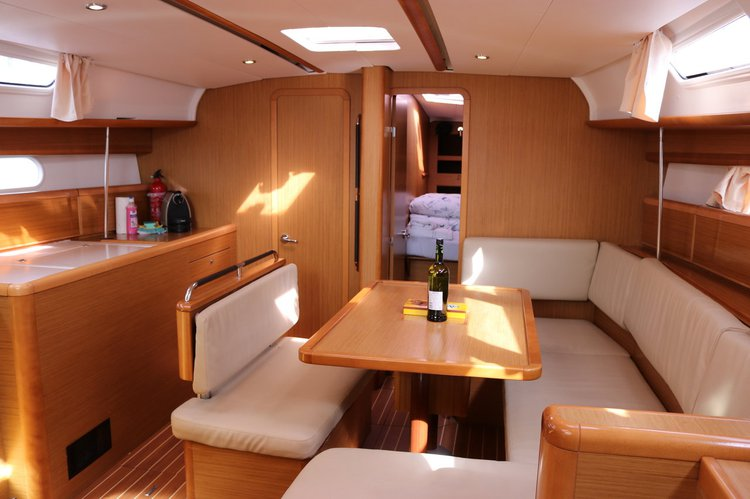 Boat for rent Jeanneau 45.0 feet in Marina Kastela, Kastela, Croatia