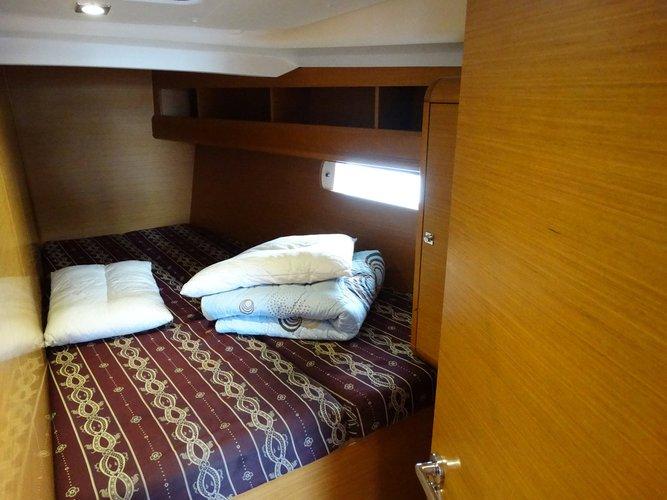 Boat for rent Jeanneau 46.0 feet in Kos - Marina Kos,