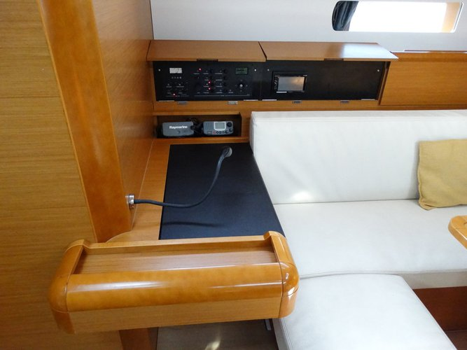 Jeanneau boat for rent in Dodecanese
