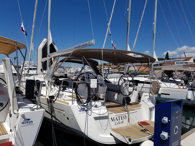Boat for rent Jeanneau 46.0 feet in Marina Dalmacija, Sukosan, Croatia