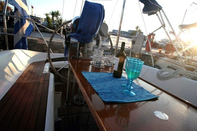 Boat for rent Jeanneau 47.0 feet in Alimos, Athens, Greece,