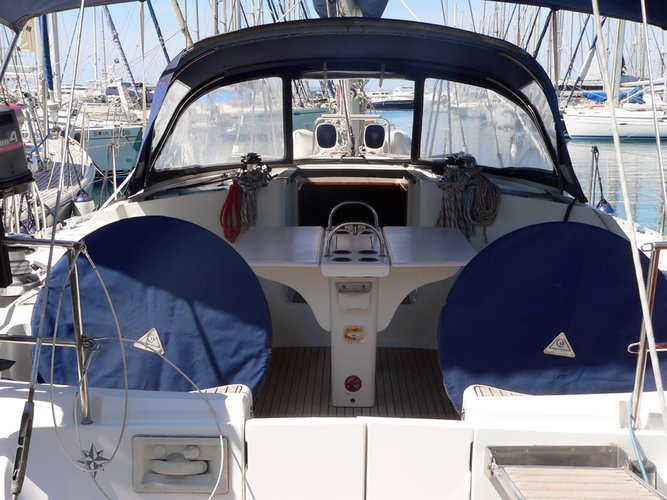 Boat for rent Jeanneau 50.0 feet in Dodecanese, Greece
