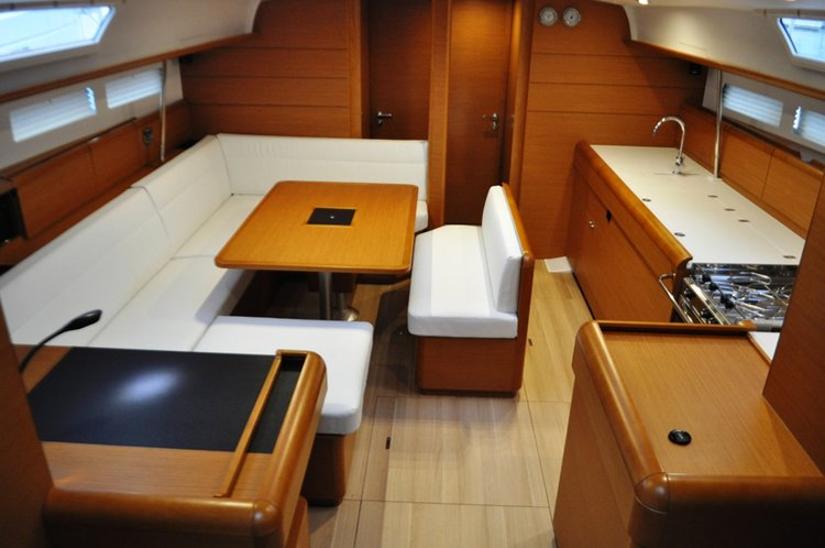 Boat for rent Jeanneau 51.0 feet in Athens - Marina Alimos (Kalamaki), Greece