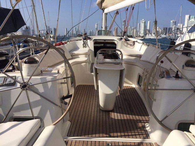 Jeanneau's 54.0 feet in Cartagena