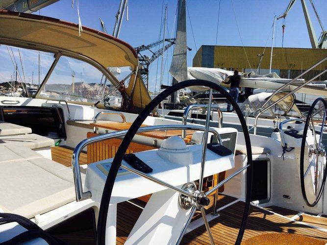 Jeanneau's 58.0 feet in Split region