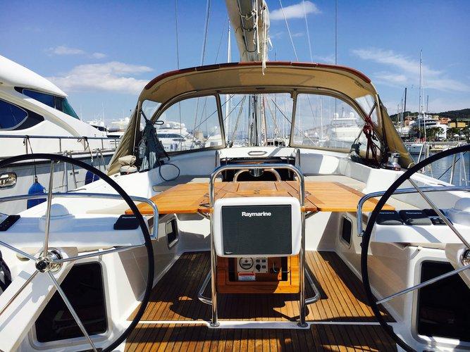 Boat for rent Jeanneau 58.0 feet in Marina Trogir - SCT,
