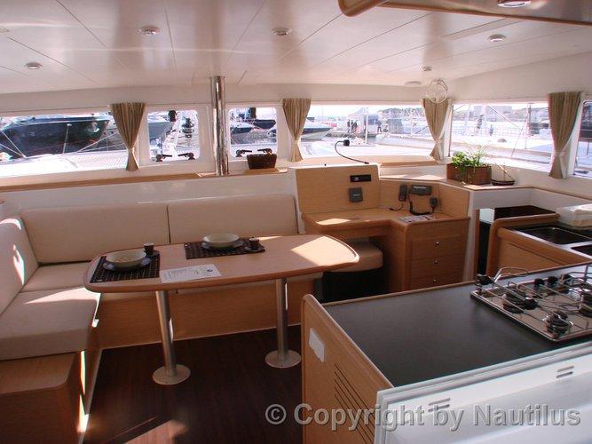 Boat for rent Lagoon-Bénéteau 39.0 feet in Athens - Marina Alimos (Kalamaki),