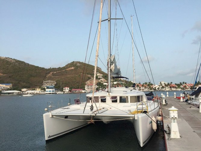 Lagoon-Beneteau boat for rent in Bolívar, Colombia