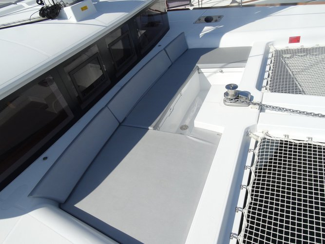 Boat for rent Lagoon-Bénéteau 45.0 feet in Lefkas - Marina Lefkas, Greece