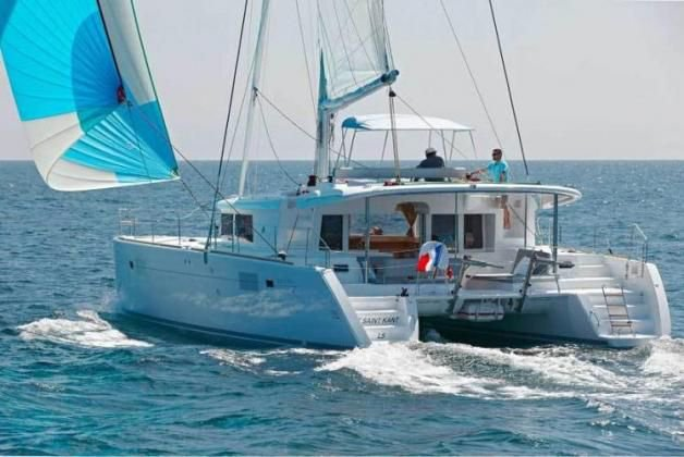 Boating is fun with a Lagoon-Beneteau in Ionian Islands
